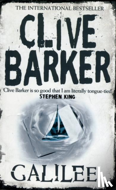Barker, Clive - Galilee