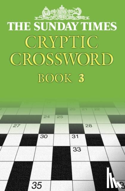 Barbara Hall - The Sunday Times Cryptic Crossword Book 3