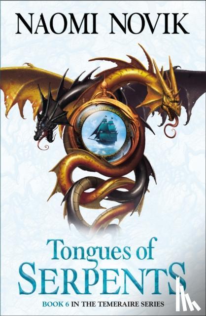 Naomi Novik - Tongues of Serpents