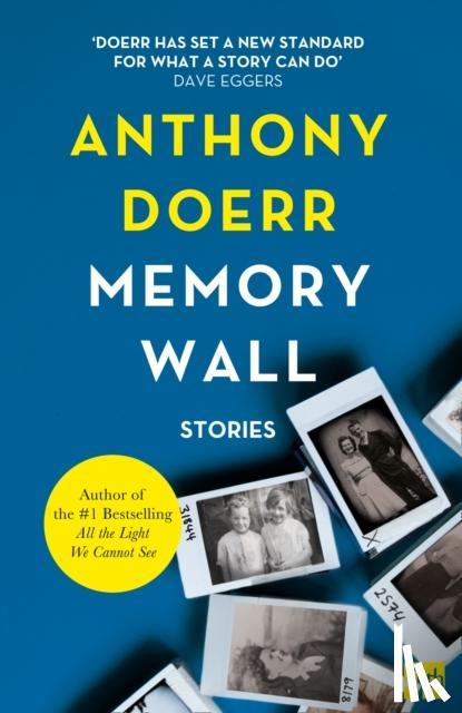 Doerr, Anthony - Memory Wall