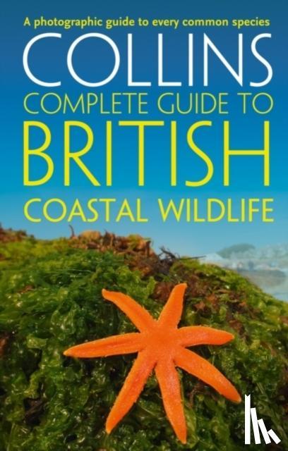 Sterry, Paul, Cleave, Andrew - British Coastal Wildlife