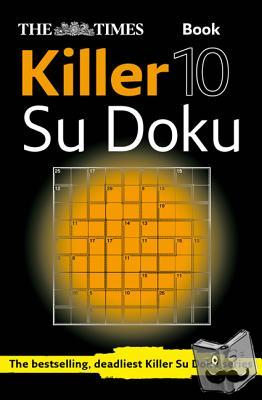 The Times Mind Games - The Times Killer Su Doku Book 10