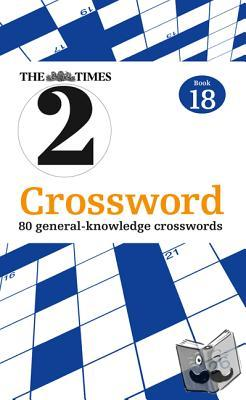 The Times Mind Games, Grimshaw - The Times Quick Crossword Book 18