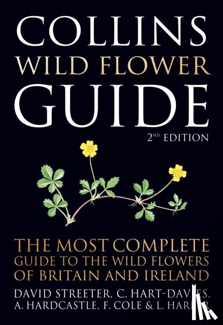 Streeter, David - Collins Wild Flower Guide