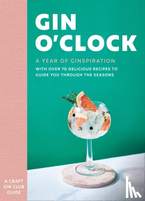 Craft Gin Club - Gin O'clock