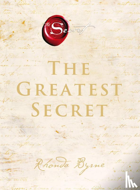 Byrne, Rhonda - The Greatest Secret