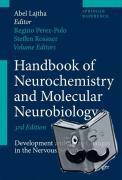 - Handbook of Neurochemistry and Molecular Neurobiology