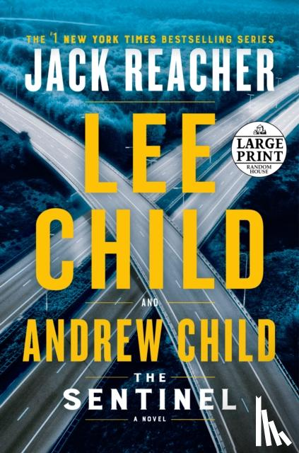 Child, Lee, Child, Andrew - Sentinel
