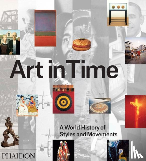 Bailey, Gauvin - Art in Time