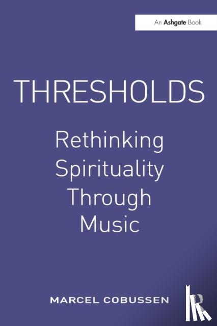 Cobussen, Marcel - Thresholds