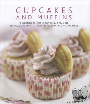 Pastor, Carol - Cupcakes and Muffins