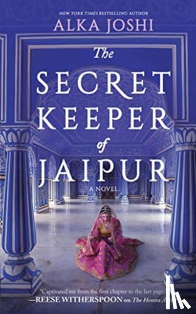 Joshi, Alka - The Secret Keeper of Jaipur