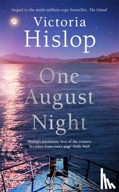 Victoria Hislop - One August Night