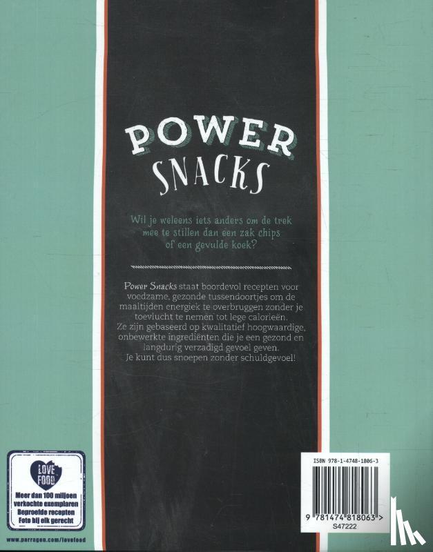 - Powersnacks