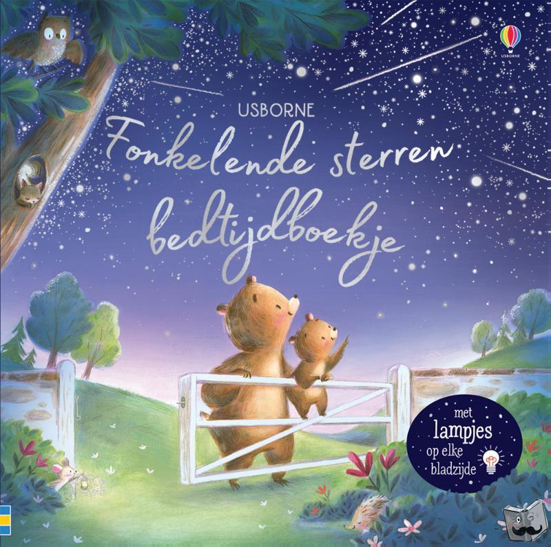 - Fonkelende sterren - Bedtijdboekje