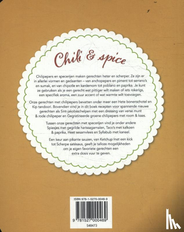 - Chili & spice