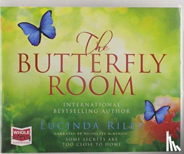 Riley, Lucinda - The Butterfly Room