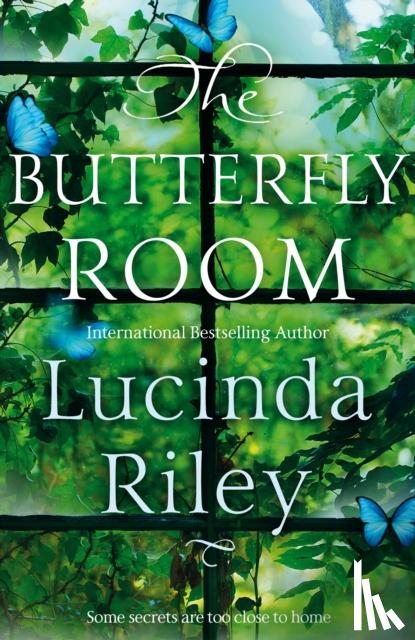 Riley, Lucinda - Butterfly Room