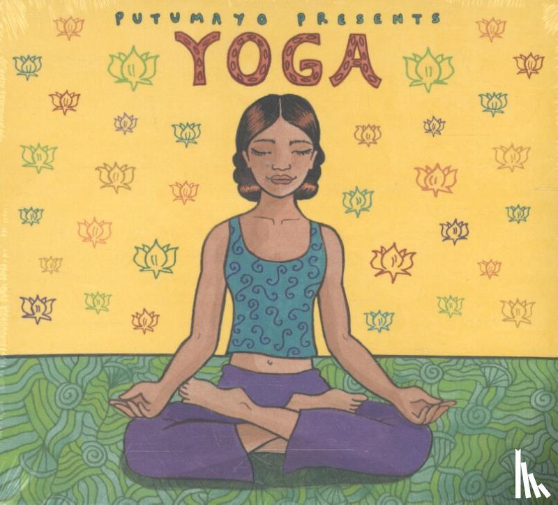 - Putumayo Yoga Cd