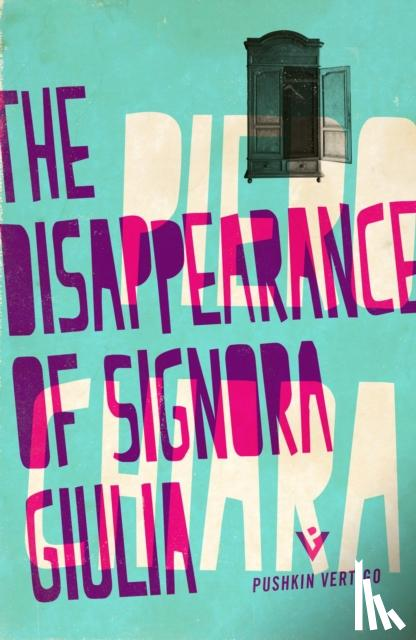 Chiara, Piero - The Disappearance of Signora Giulia