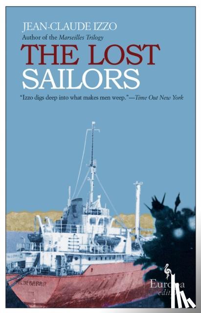 Izzo, Jean-claude - The Lost Sailors