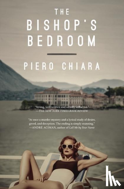 Chiara, Piero - The Bishop's Bedroom
