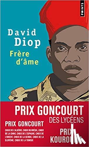 Diop, David - Frère d'âme