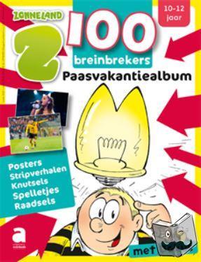 - Zonneland - Paasvakantieboek 2020: 100 breinbrekers