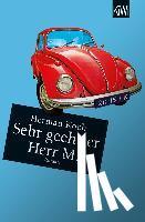 Koch, Herman - Sehr geehrter Herr M.