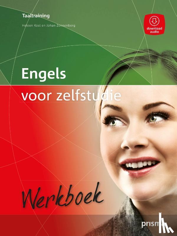 Zonnenberg, Johan, Kost, Heleen - Engels voor Zelfstudie - Werkboek