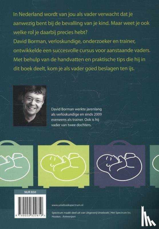 Borman, David - Aanpakken voor aanstaande vaders