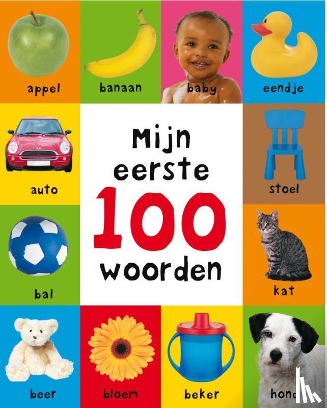 Priddy, Roger - Mijn eerste 100 woorden