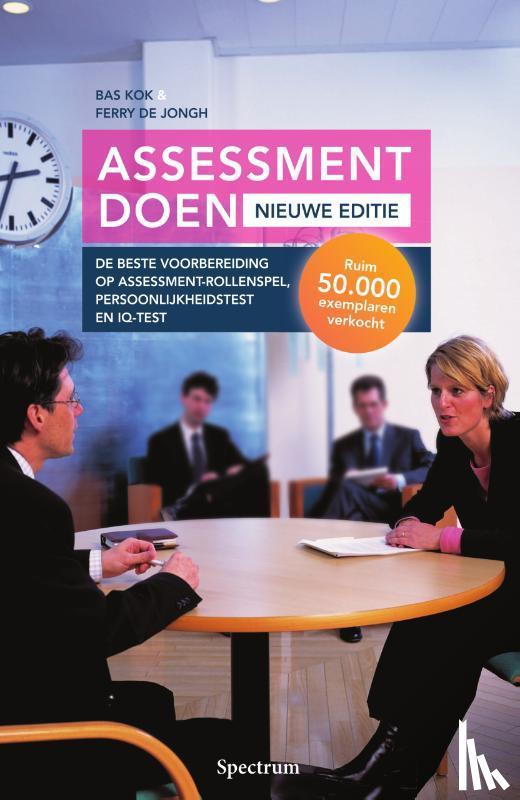 Kok, Bas, Jongh, Ferry de - Assessment doen - nieuwe editie