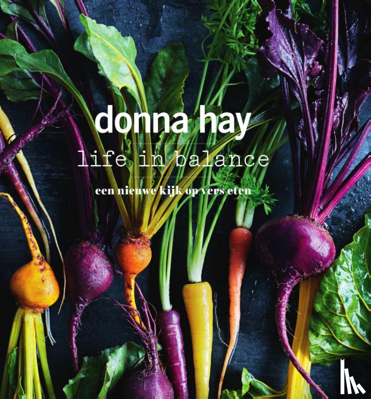 Hay, Donna - life in balance