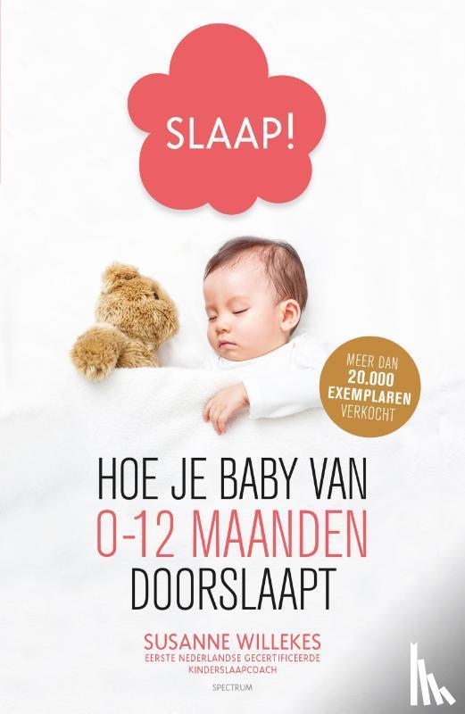 Willekes, Susanne - Slaap!