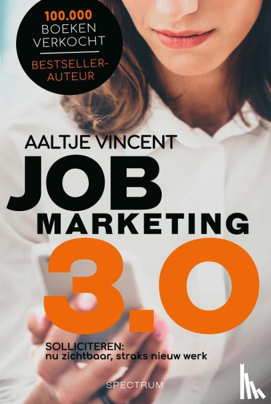 Vincent, Aaltje - Jobmarketing 3.0