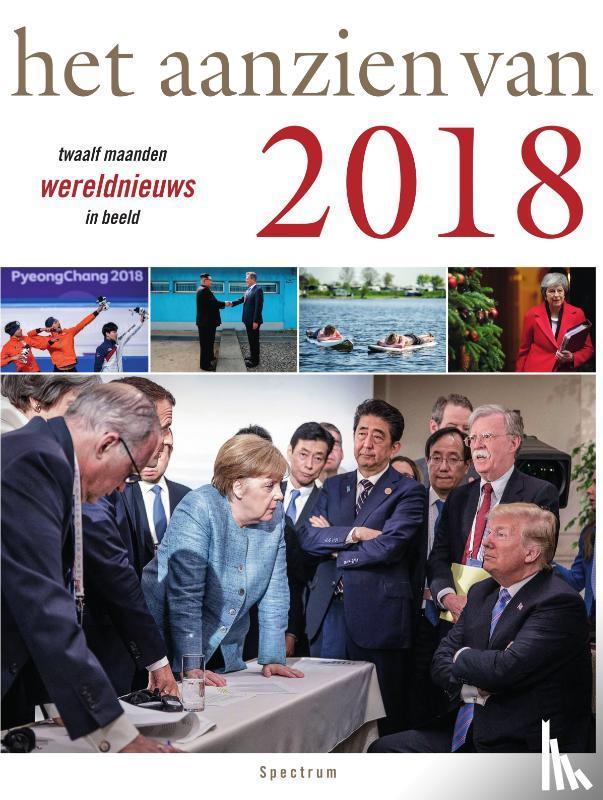 Bree, Han van - Het aanzien van 2018