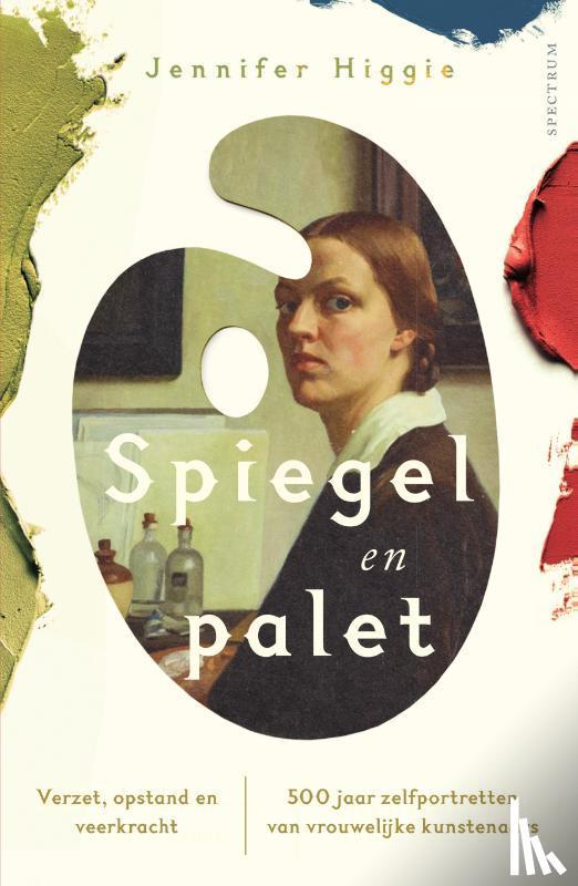 Higgie, Jennifer - Spiegel en palet