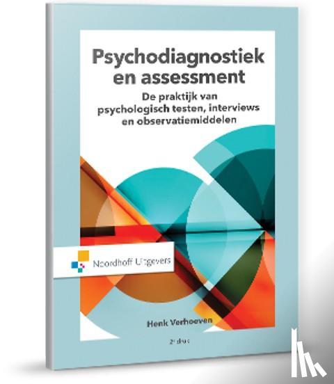 Verhoeven, Henk - Psychodiagnostiek en assessment