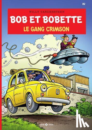 Vandersteen, Willy - 352 Le gang Crimson