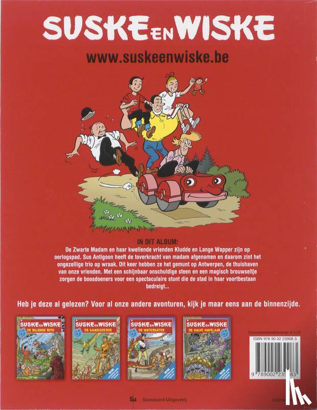 Vandersteen, Willy, Gucht, Peter van - De stuivende stad