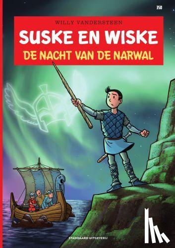 Vandersteen, Willy - De nacht van Narwal