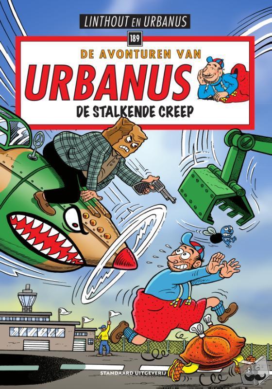 Linthout, Willy, Urbanus - De stalkende creep