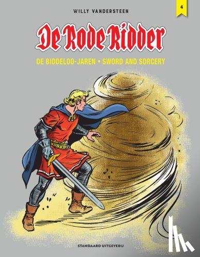 Vandersteen, Willy - De Biddeloo-jaren Integrale