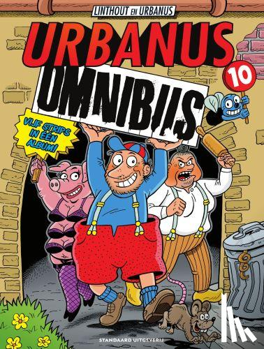 Linthout, Willy, Urbanus - Omnibus 10