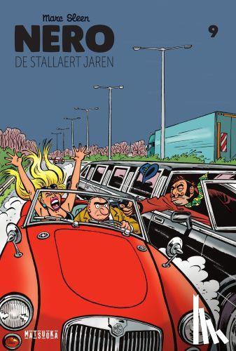 Sleen, Marc, Stallaert, Dirk - Matsuoka Nero-Integraal De Stallaert Jaren 9