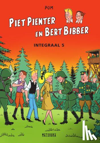 - Piet Pienter en Bert Bibber
