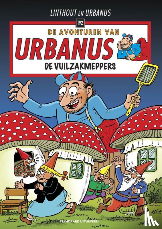 Linthout, Willy, Urbanus - De vuilzakmeppers