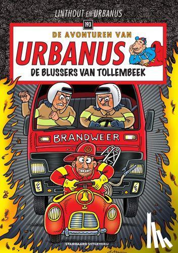 Linthout, Willy, Urbanus - De blussers van Tollembeek