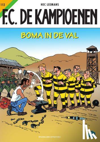 Leemans, Hec - Boma in de val
